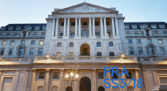 Prudential Regulation Authority SS3-18