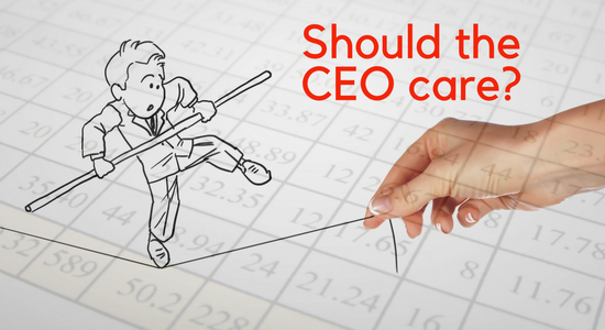 Should the CEO Care