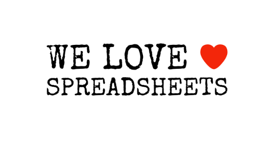 history of spreadsheets